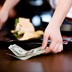 To tip or not to tip… that is thequestion.