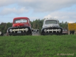 Old Ford vehicles