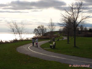 Lakeside trail, Ajax, Ontario