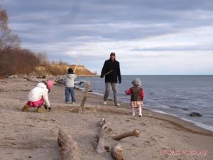 Beach at Ajax