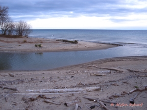 Mouth of Duffin Creek, Ajax, Ontario