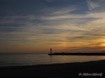 Lighthouse, Whitby Harbour, Lake Ontario