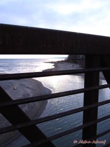 Bridge over Duffin Creek, Ajax, Ontario