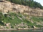 Cliffs at Niagara Falls