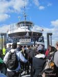 Ferry to Centre Island, Toronto