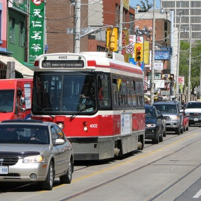 The Toronto commute named one of the world'sworst