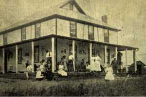 Simcoe Point House, Ajax, Ontario; 1911