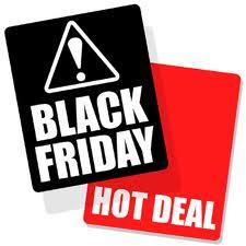 Black Friday – is it a plague? Is it a stock-market crash? No! It's a shopaholicsorgasm!