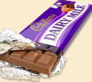 Cadbury's Dairymilk