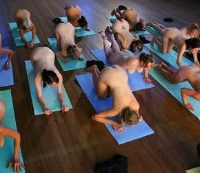Nude yoga: Now available inToronto