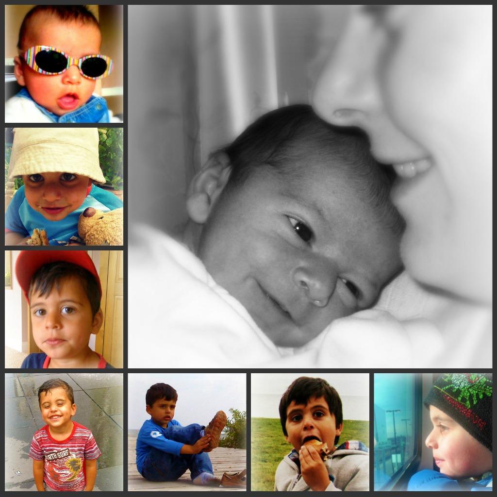Faces of a lifetime so far