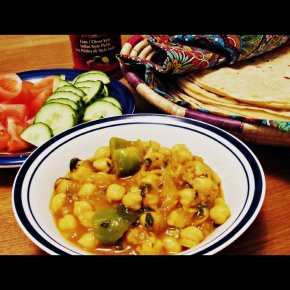 Daily Bread – our relationship withroti