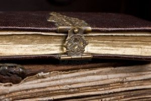 locked diary, why i write