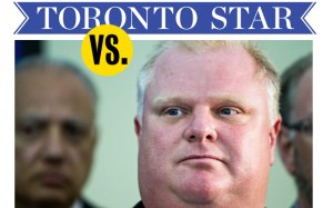 The Toronto Star VS Rob Ford