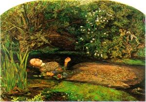 ophelia, John Millais