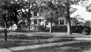 James-Rowe-House, Maple-Grove