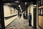 Platinum hallways