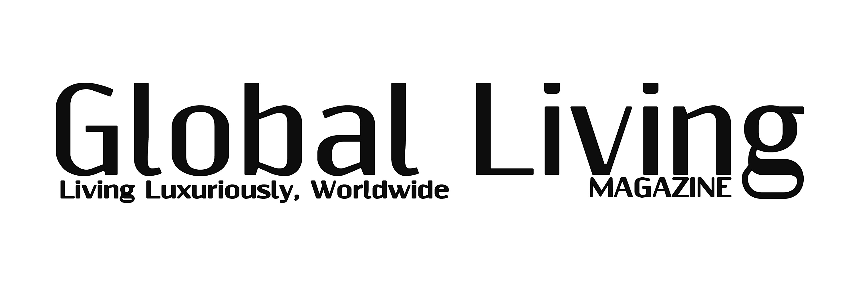 Logo - Global Living Magazine